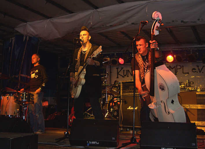 Grave Stompers in Böbing